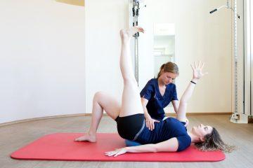 Pelvic Floor Training