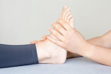 Foot Reflex Massage